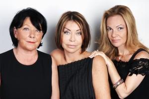 Elvyre Talfer, Isabelle Viant, Diane Boccador
