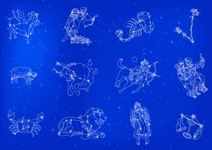 Les signes du zodiacques