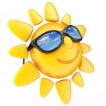 Soleil etoiledevenus