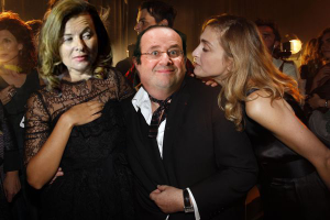 François-hollande-Julie-gayet-Valérie-Trierweiler
