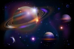 Etoile de venus : Les planètes