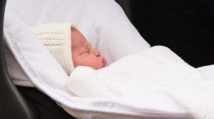 bebe royal angleterre