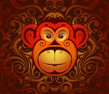 Année du singe Etoile de venus